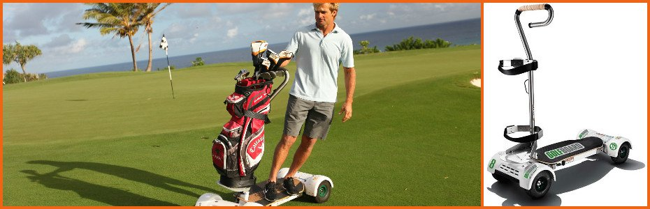 LuxeGetaways Holiday Gift Guide GolfBoard