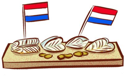Top 5 Must Try Traditional Foods in Amsterdam