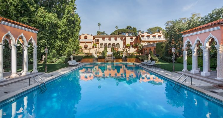 The Beverly house is an American legend known for it's starring roles in the Godfather and The Body Guard.