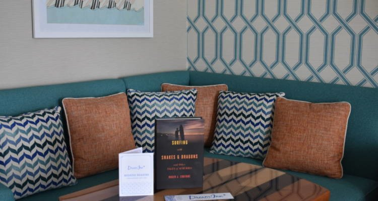 LuxeGetaways - Luxury Travel - Luxury Travel Magazine - Luxe Getaways - Luxury Lifestyle - Wellness Travel - Spa Travel - Luxury Travel - Bedside Reading - Luxury Hotel Amenity - Free Books and Ebooks in hotel room