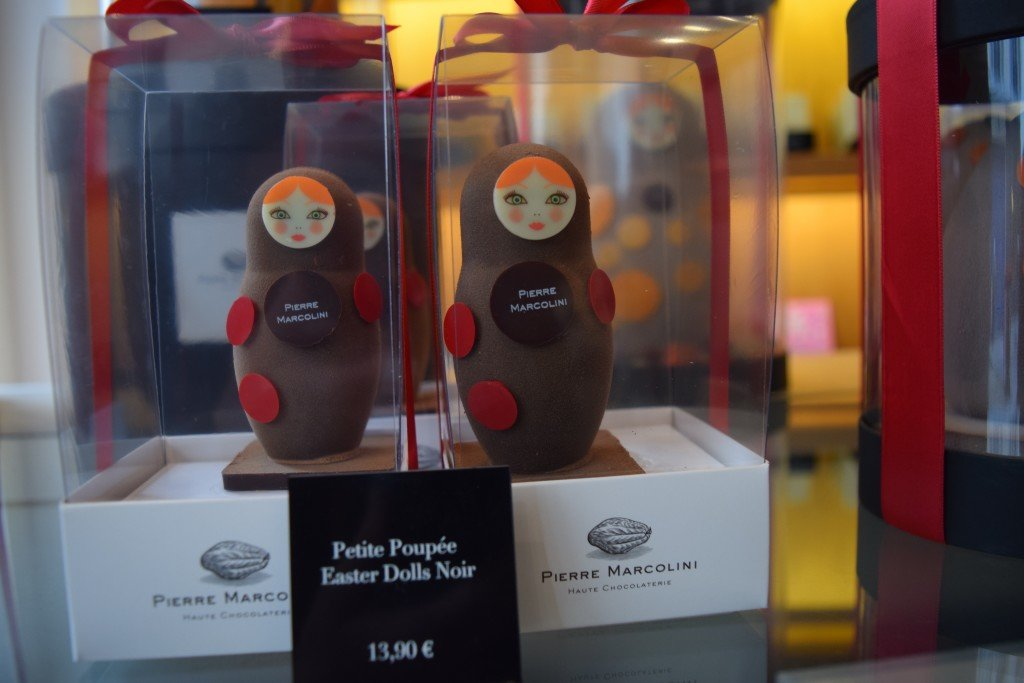 LuxeGetaways_Pilon_peirre marcolini easter dolls chocolate tour