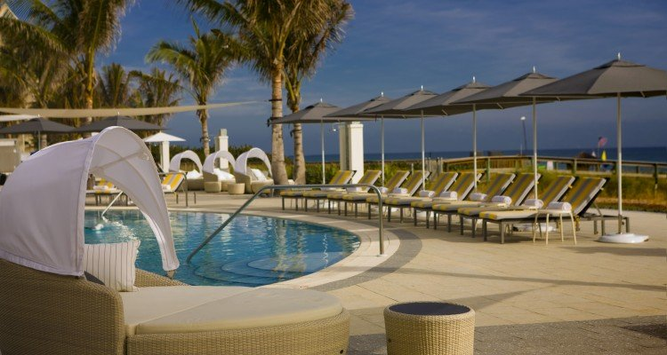 Dive Into Florida's Best Hotel and Resort Pools