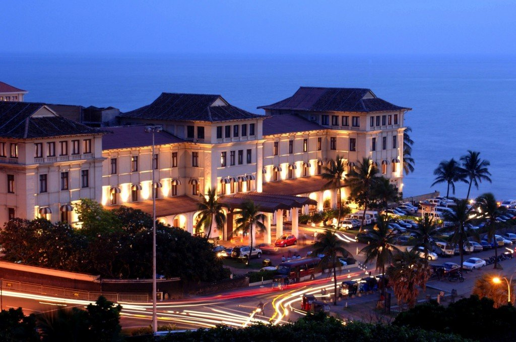 Galle Face Hotel - LuxeGetaways - Main