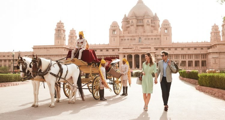 LuxeGetaways - Luxury Travel - Luxury Travel Magazine - Luxe Getaways - Luxury Lifestyle - Digital Travel Magazine - Travel Magazine - A Touch of Tajness by TAJ Hotels, Resorts and Palaces - Couple Traveling Together