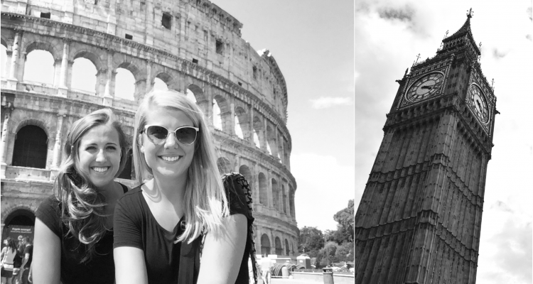 Euro So Wanderful: Two Backpacking Graduates Take Europe