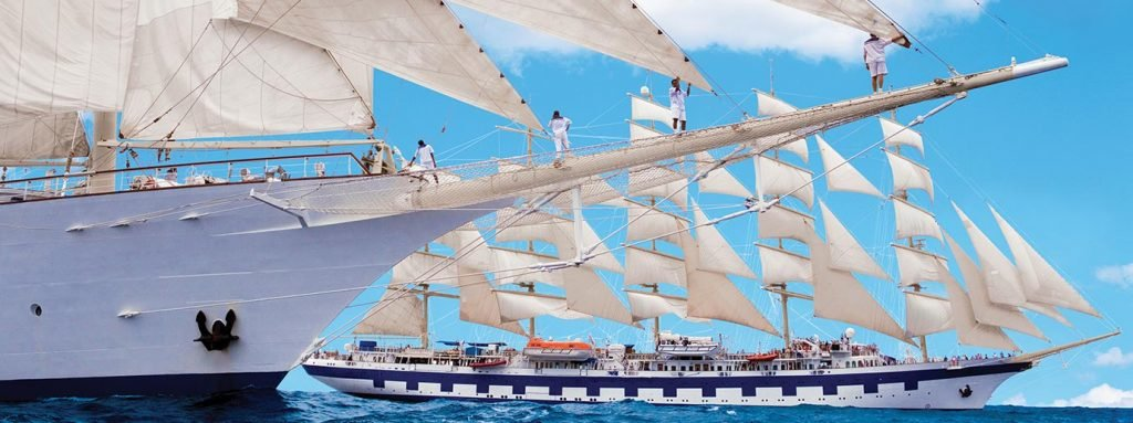 LuxeGetaways | Star Clippers
