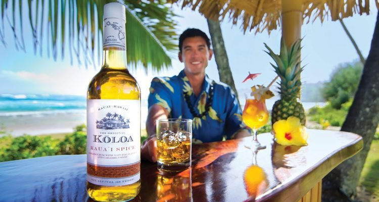 LuxeGetaways - Luxury Travel - Luxury Travel Magazine - Luxe Getaways - Luxury Lifestyle - Koloa Rum - Kauai - Buttered Rum - Bartender - Hawaii
