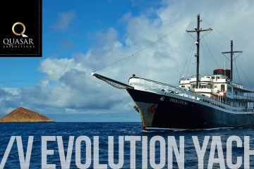Quasar Expeditions Has a Once-in-a-Lifetime Galapagos Cruise