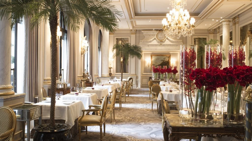 LuxeGetaways | Shining Stars At Four Seasons Hotel George V, Paris