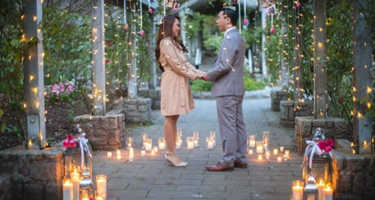 Luxury Engagement: Taking Proposals To A Whole New Level
