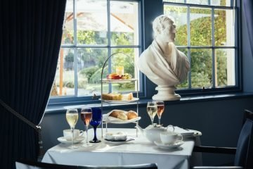 LuxeGetaways - Luxury Travel - Luxury Travel Magazine - Luxe Getaways - Luxury Lifestyle - Royal Crescent Hotel - Afternoon Tea