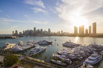 LuxeGetaways - Luxury Travel - Luxury Travel Magazine - Miami - Island Gardens - yachts - superyachts - marina