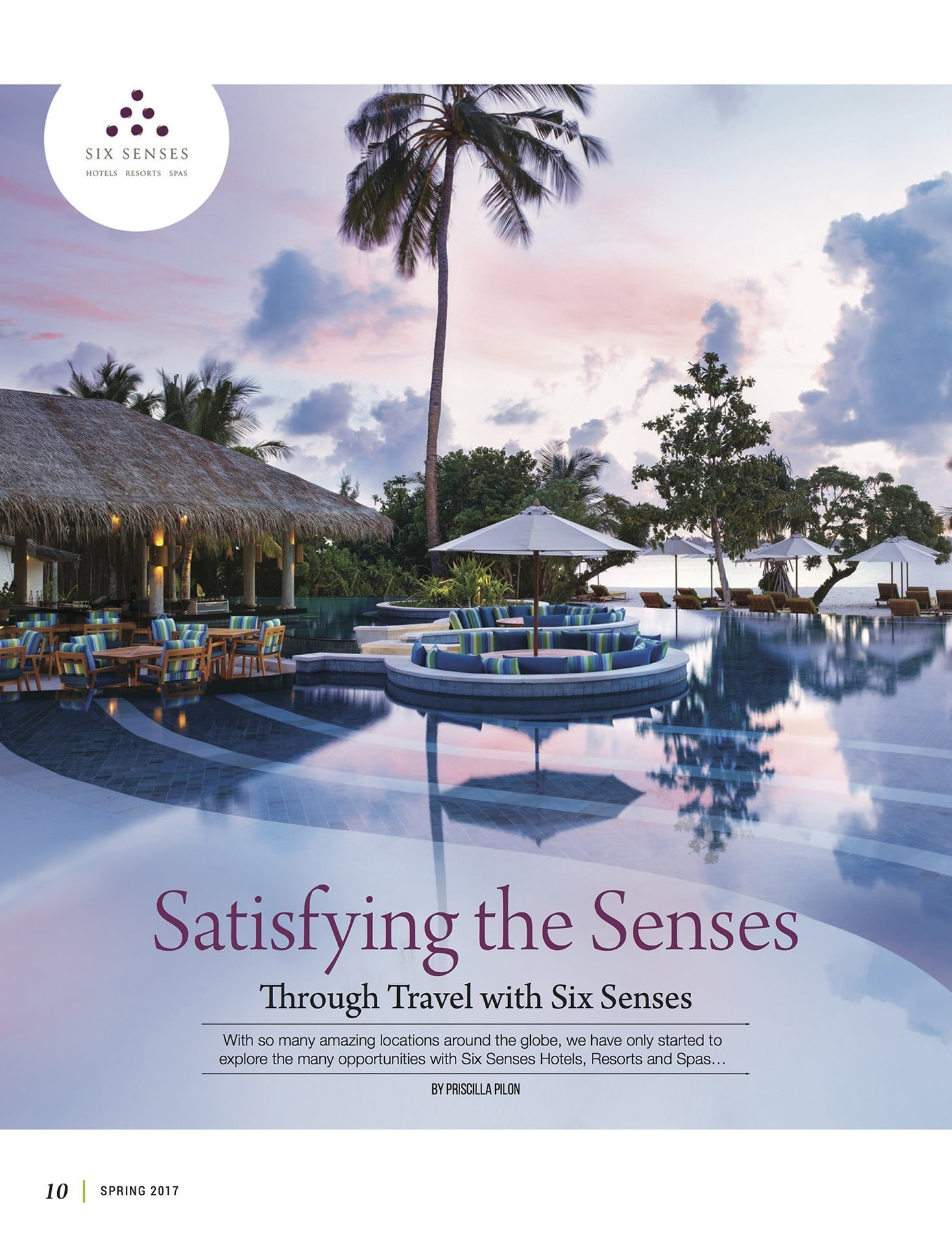 LuxeGetaways - Luxury Travel - Luxury Travel Magazine - Six Senses Hotels and Resorts - Spa - Wellness