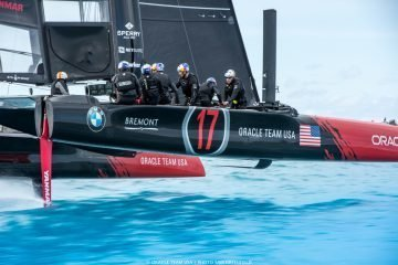 LuxeGetaways - Luxury Travel - Luxury Travel Magazine - Bermuda Tourism - America's Cup - Oracle Team USA - sailing yacht