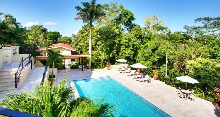 San Ignacio Resort Hotel in Belize Celebrates 40 Years | LuxeGetawaysLuxeGetaways - Luxury Travel - Luxury Travel Magazine - San Ignacio Resort Hotel - Belize - pool