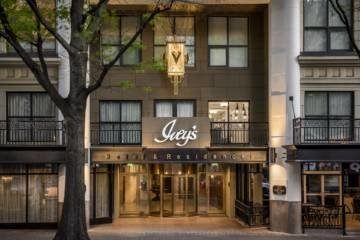LuxeGetaways - Luxury Travel - Luxury Travel Magazine - Luxe Getaways - Luxury Lifestyle - The Ivey's Hotel Charlotte - North Carolina - Iveys Hotel - Exterior