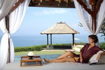 LuxeGetaways - Luxury Travel - Luxury Travel Magazine - Luxe Getaways - Luxury Lifestyle - Luxury Villa Rentals - Affluent Travel - Bali Villas at AYANA - Jimbaran - villa getaway
