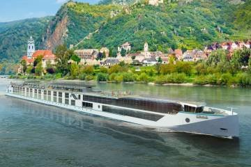 LuxeGetaways - Luxury Travel - Luxury Travel Magazine - Luxe Getaways - Luxury Lifestyle - Luxury Villa Rentals - Affluent Travel - Crystal Cruises - Christening of Crystal Bach - Germany - River Cruise - on Rhine