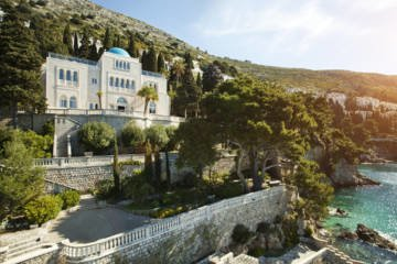 LuxeGetaways - Luxury Travel - Luxury Travel Magazine - Luxe Getaways - Luxury Lifestyle - Luxury Villa Rentals - Villas with Forever Views - Luxe Villas - Luxury Rentals - Croatia - Villa Sheherezade - Dubrovnik - View