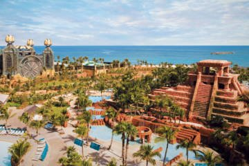 LuxeGetaways - Luxury Travel - Luxury Travel Magazine - Luxe Getaways - Luxury Lifestyle - Atlantis Paradise Island - Bahamas - Caribbean - Pools