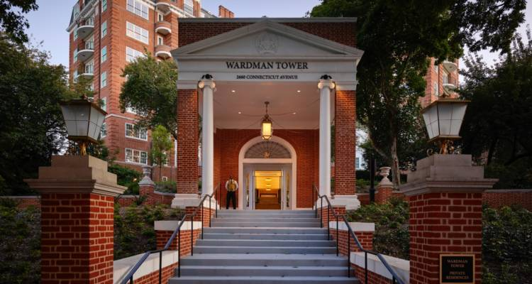 LuxeGetaways - Luxury Travel - Luxury Travel Magazine - Luxe Getaways - Luxury Lifestyle - Home and Design - Wardman Tower - Washington DC Real Estate - DC Luxury Residence