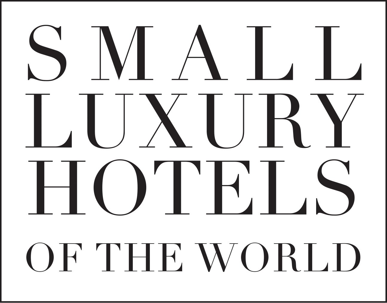 Recognizing the small luxury hotels of the world s awards for Hotels of the world