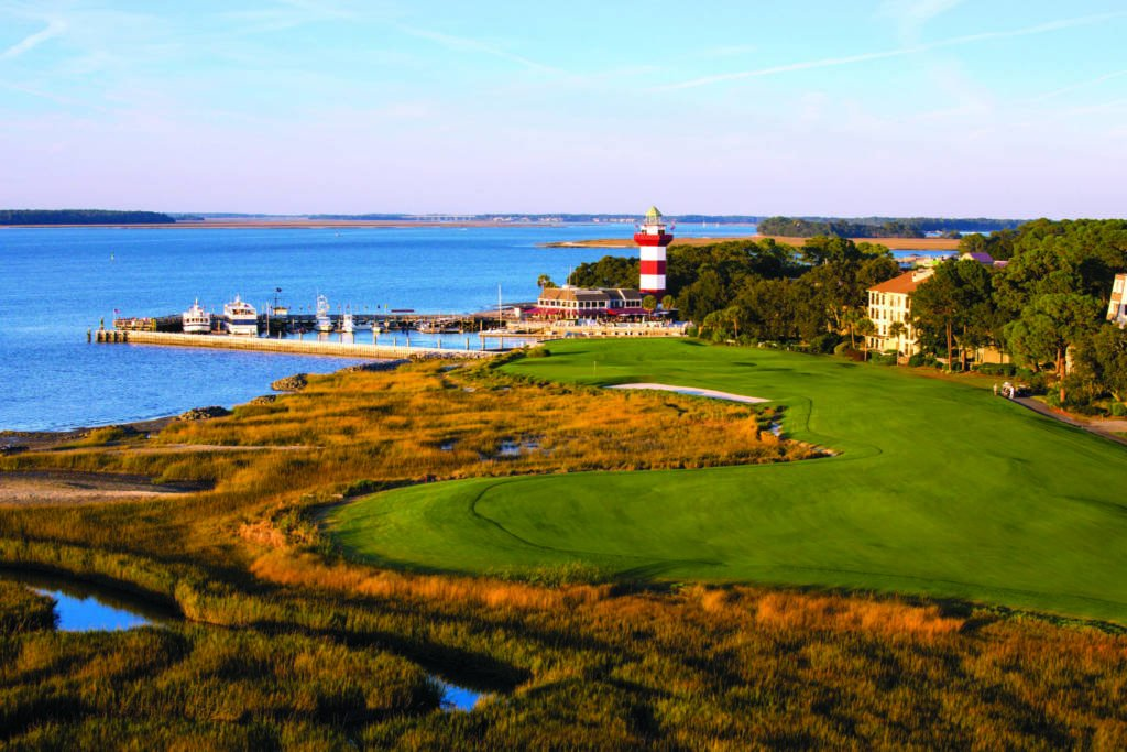 LuxeGetaways - Luxury Travel - Luxury Travel Magazine - Luxe Getaways - Luxury Lifestyle - Pete Dye Design - Golf Courses - Sea Pines