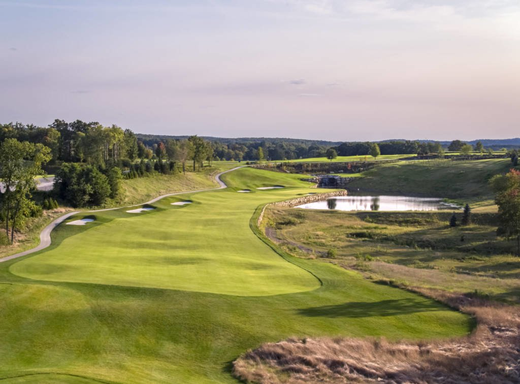 LuxeGetaways - Luxury Travel - Luxury Travel Magazine - Luxe Getaways - Luxury Lifestyle - Pete Dye Design - Golf Courses - Shepherds Rock - Nemacolin