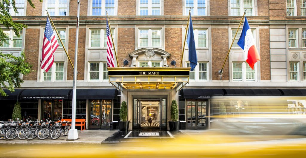 LuxeGetaways - Luxury Travel - Luxury Travel Magazine - Luxe Getaways - Luxury Lifestyle - The Mark Hotel New York City - Five Bedroom Terrace Suite - Madison Avenue - Luxury Hotel - NYC - Exterior