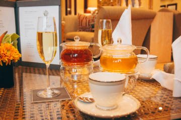 LuxeGetaways - Luxury Travel - Luxury Travel Magazine - Luxe Getaways - Luxury Lifestyle - Saxon Hotel Villas and Spa - Johannesburg South Africa - Afternoon Tea