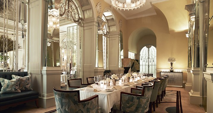 Claridges Foyer Room : Reasons to visit claridge s this season luxegetaways
