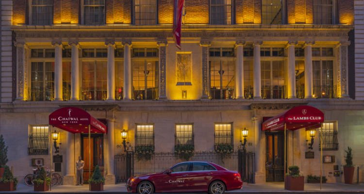 LuxeGetaways - Luxury Travel - Luxury Travel Magazine - Luxe Getaways - Luxury Lifestyle - The Chatwal - New York Hotels - New York City - Bloomingdales - Holiday Deals