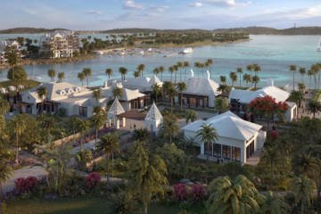 LuxeGetaways - Luxury Travel - Luxury Travel Magazine - Luxe Getaways - Luxury Lifestyle - Caroline Bay - Bermuda - Ritz Carlton Reserve - Luxury Residences