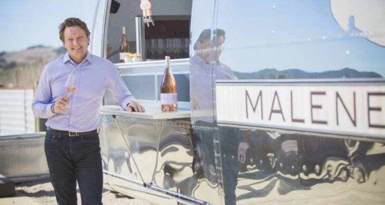 LuxeGetaways - Luxury Travel - Luxury Travel Magazine - Luxe Getaways - Luxury Lifestyle - rose wine - malene rose - wine - airstream