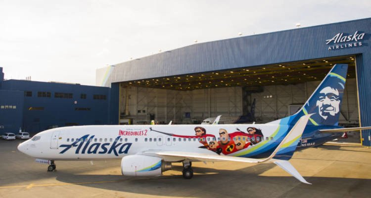 LuxeGetaways - Luxury Travel - Luxury Travel Magazine - Luxe Getaways - Luxury Lifestyle - Alaska Airlines - Disney Pixar Incredibles