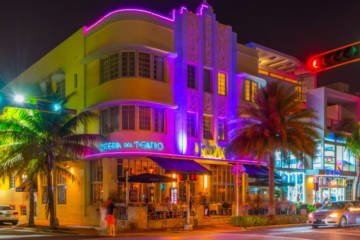 LuxeGetaways - Luxury Travel - Luxury Travel Magazine - Luxe Getaways - Luxury Lifestyle - The Marlin Hotel - South Beach - Miami Florida - Art Deco Design
