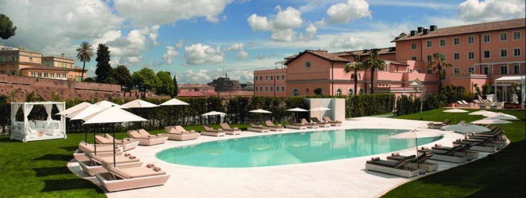 LuxeGetaways - Luxury Travel - Luxury Travel Magazine - Luxe Getaways - Luxury Lifestyle - Italy Feature - Italy - Hotel Gran Melia Rome
