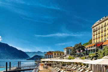LuxeGetaways - Luxury Travel - Luxury Travel Magazine - Luxe Getaways - Luxury Lifestyle - Italy - Lake Como - Grand Hotel Tremezzo