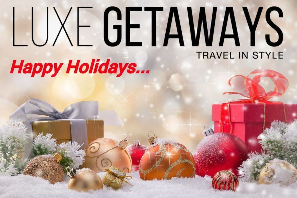 LuxeGetaways - Luxury Travel - Luxury Travel Magazine - Luxe Getaways - Luxury Lifestyle - LuxeGetaways Gift Guide - Travel Gifts - Lifestyle Gifts - Luxury Gifts