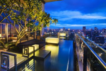 LuxeGetaways - Luxury Travel - Luxury Travel Magazine - Luxe Getaways - Luxury Lifestyle - Bangkok - Thailand - Luxury Hotels - Luxury Penthouse - Hotel Package - St Regis Bangkok - Starwood