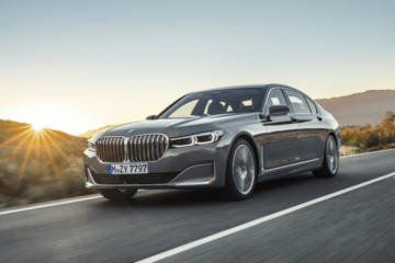 LuxeGetaways - Luxury Travel - Luxury Travel Magazine - Luxe Getaways - Luxury Lifestyle - Luxury Auto - Luxury Car - Luxury Sedan - 2020 BMW 7 Series - BMW 7 Series