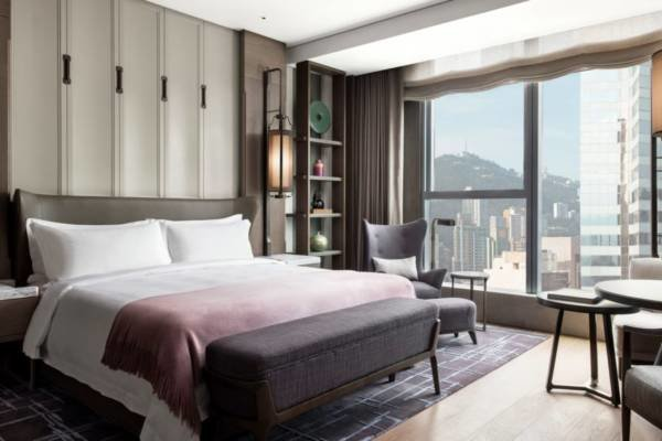 LuxeGetaways - Luxury Travel - Luxury Travel Magazine - Luxe Getaways - Luxury Lifestyle - Marriott - St Regis Hotels - Hong Kong - St Regis Hong Kong - Luxury Hotel