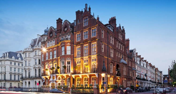 LuxeGetaways - Luxury Travel - Luxury Travel Magazine - Luxe Getaways - Luxury Lifestyle - Milestone Hotel and Residences - London - Hotel Package
