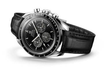 LuxeGetaways - Luxury Travel - Luxury Travel Magazine - Luxe Getaways - Luxury Lifestyle - Bespoke Travel - OMEGA - Watches - Timepieces - Speedmaster Moonwatch 321 Platinum