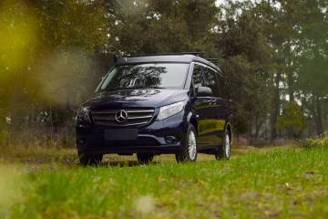 LuxeGetaways - Luxury Travel - Luxury Travel Magazine - Luxe Getaways - Luxury Lifestyle - Mercedes Benz - CamperVan - Mercedes Metris - Driverge