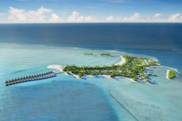 LuxeGetaways - Luxury Travel - Luxury Travel Magazine - Luxe Getaways - Luxury Lifestyle - The Chedi Kudavillingili - GHM Hotels