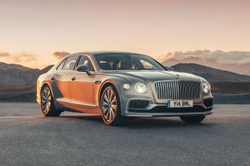 LuxeGetaways - Luxury Travel - Luxury Travel Magazine - Luxe Getaways - Luxury Lifestyle - Bentley Flying Spur