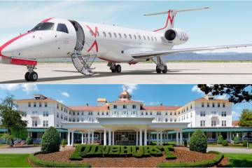 LuxeGetaways - Luxury Travel - Luxury Travel Magazine - Luxe Getaways - Luxury Lifestyle - JSX Airlines - Pinehurst Resort - Golf Getaway